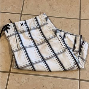 Hurley swum trunks